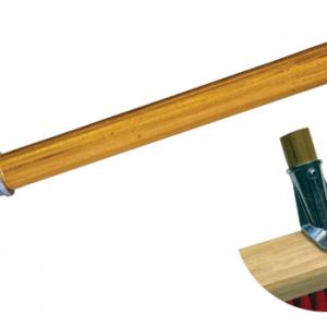 Juno Block Broom Handle - Gundlach 36-09111