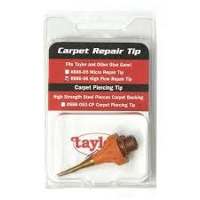 Carpet Repair High Flow Tip