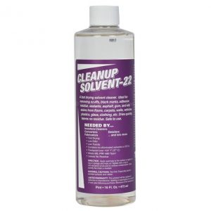 Taylor Tools Cleanup Solvent 22