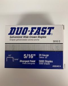 Duo-Fast 5010-D