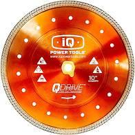 "iQ TS244 Dry Cut 10"" Q-Drive Combination BladeBlade"