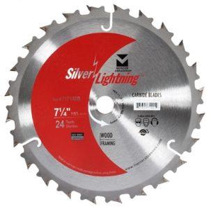 Mercer Industries 717141B Wood Cutting Carbide Blade