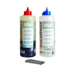 Schönox SGH Rapid-Curing, Two-Part Crack Repair Compound