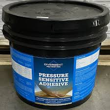Divergent Pressure Sensitive Adhesive