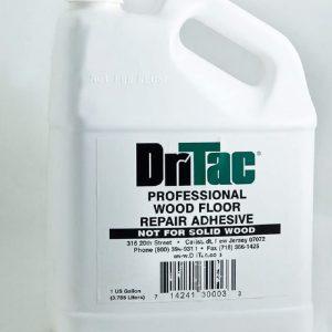DriTac Wood Floor Repair Adhesive 1 gal.