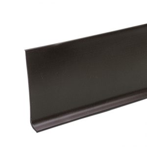 COVEBASE 4 INCH BLACK/BROWN CONTRACTOR