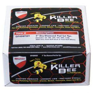 Killer Bee Dry Polishing Pads